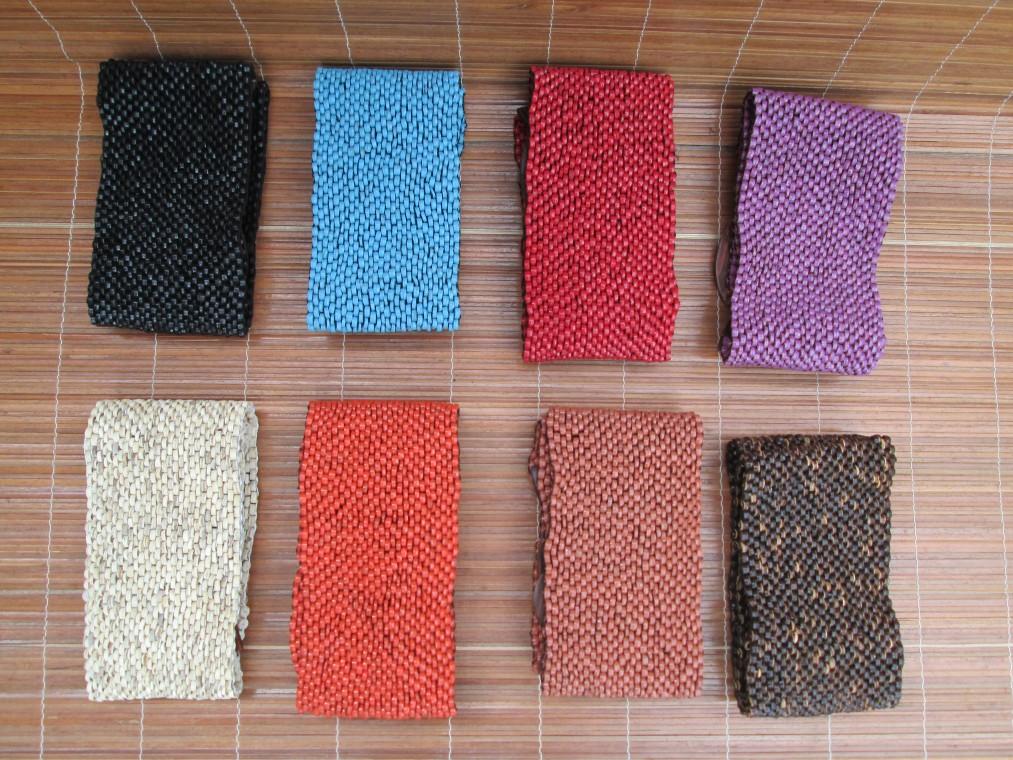 assortimento delle confezioni delle cinture cocco alte 10 e alte 6,5