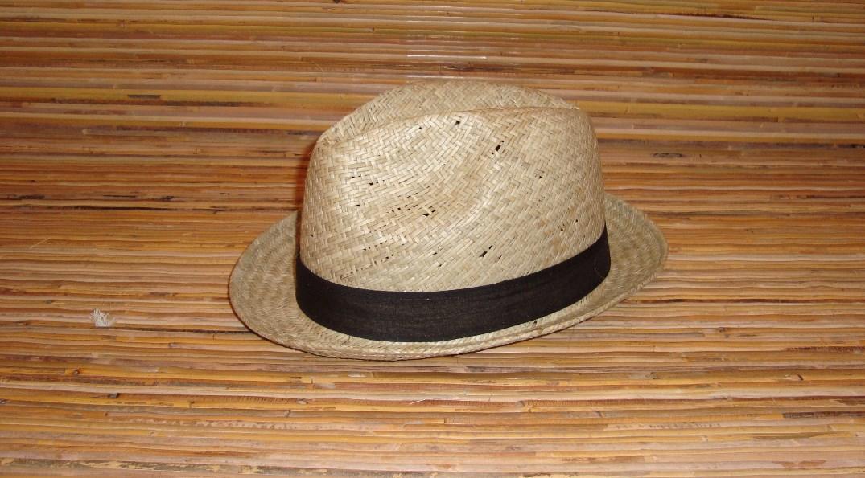 cappello paglia uomo base
