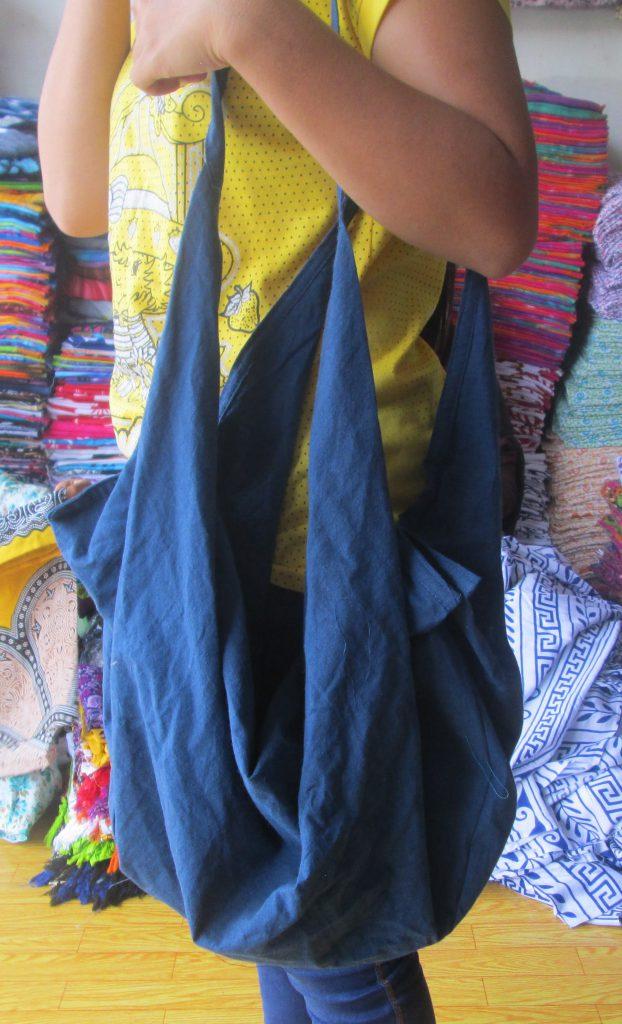 banana bag 10pz 2 per ogni colore smeraldo, turchese, rosso, royal blu, navy